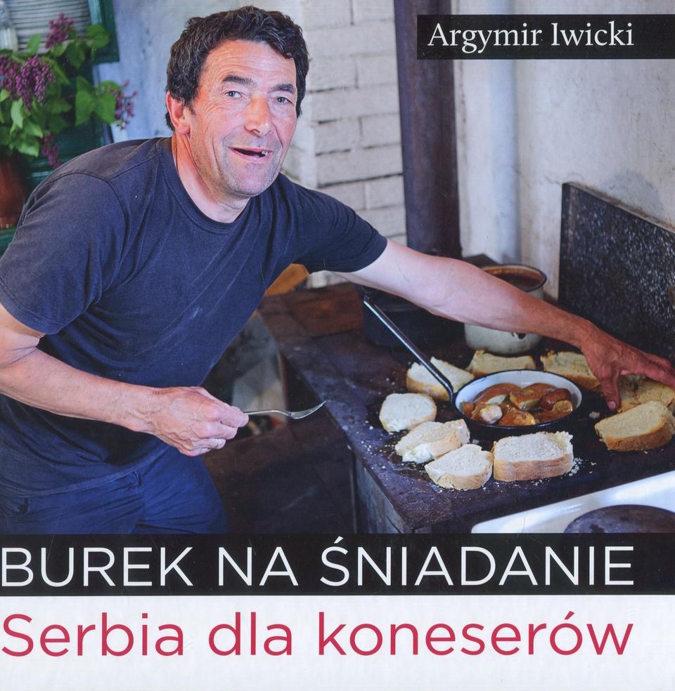 okładka Serbia dla koneserów